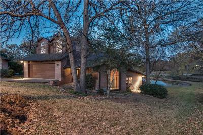 Highland Village Single Family Home Active Contingent: 565 Snowdon Court