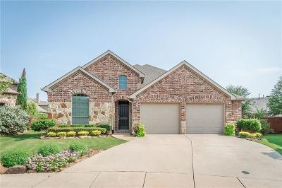 McKinney Single Family Home Active Contingent: 7705 Michael Court