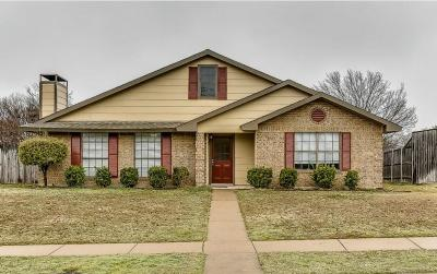 Plano Single Family Home For Sale: 3709 Glover Drive