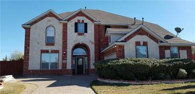 Allen Single Family Home For Sale: 1112 Scotts Bluff Drive