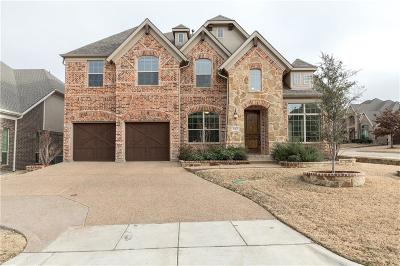 McKinney Single Family Home For Sale: 317 Gentle Creek Drive