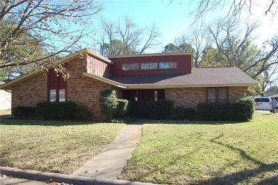 Stephenville TX Single Family Home For Sale: $199,000