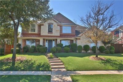 Richardson Single Family Home For Sale: 3509 Moroney Drive