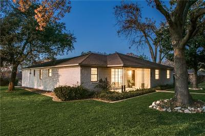 Dallas Single Family Home For Sale: 8807 Sweetwater Drive