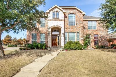 Rowlett Single Family Home For Sale: 7801 Marquett Drive