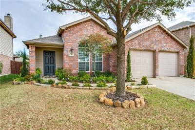 Little Elm Single Family Home For Sale: 301 Redhead Drive