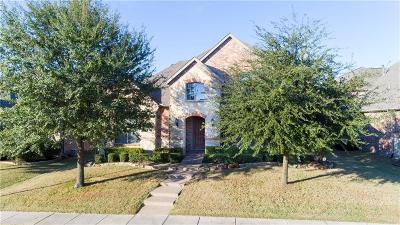 Allen Single Family Home For Sale: 1832 Childress Lane