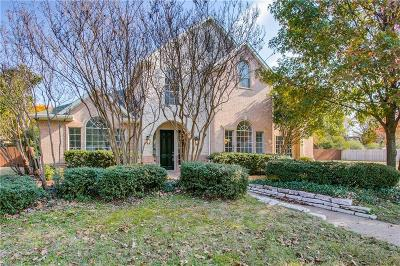 Southlake Single Family Home For Sale: 603 Morningside Drive