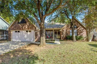 Corinth Single Family Home Active Option Contract: 3406 Buena Vista Circle