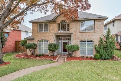 Carrollton Single Family Home For Sale: 1113 Wild Cherry Drive
