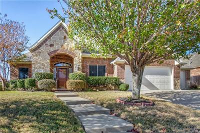 Mesquite Single Family Home For Sale: 2837 Fantail Drive