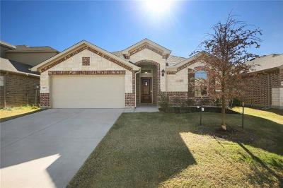 Frisco Single Family Home Active Option Contract: 11804 Kurth Drive