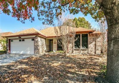 Watauga Single Family Home Active Option Contract: 7204 Kary Lynn Drive E