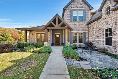 Colleyville Single Family Home For Sale: 7317 Chanel Court