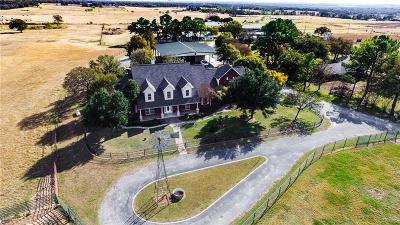 Granbury Farm & Ranch Active Option Contract: 3401 Calico Court
