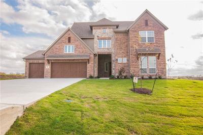 Single Family Home For Sale: 3811 Wild Flower Lane