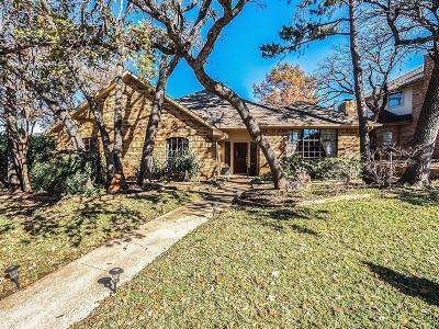 Trophy Club Single Family Home For Sale: 319 Inverness Drive
