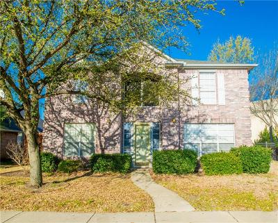 Lewisville Residential Lease For Lease: 1858 Crosshaven Drive