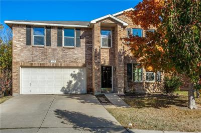 Fort Worth Single Family Home For Sale: 1817 Riverchase Lane