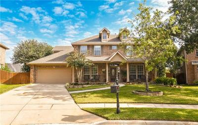 Flower Mound Single Family Home Active Option Contract: 3900 Beacon Street