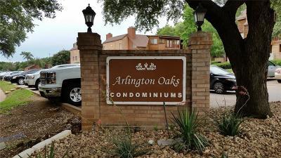 Arlington TX Condo For Sale: $52,000