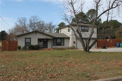Denison Single Family Home For Sale: 1509 S Lillis Lane