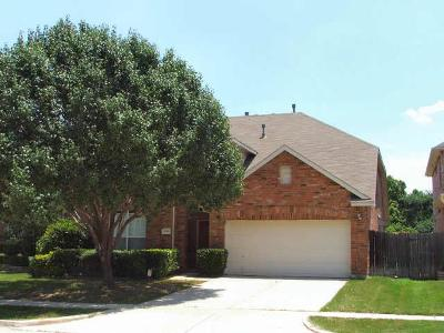 Coppell Residential Lease For Lease: 509 Waterview Drive