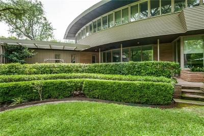 Dallas Single Family Home For Sale: 5350 S Dentwood Drive