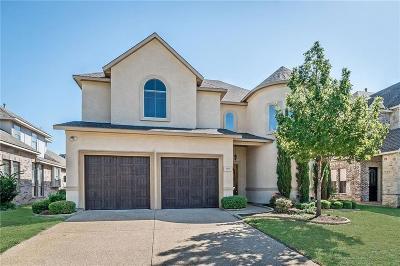 Prosper Single Family Home For Sale: 1070 Crystal Falls Drive