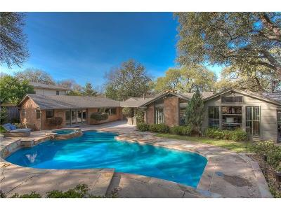 Fort Worth Single Family Home For Sale: 2601 Colonial Parkway