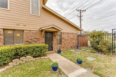 Benbrook Condo For Sale: 5626 Cedar Creek Drive