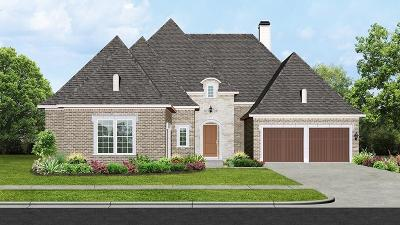 Flower Mound Single Family Home For Sale: 1754 Hunters Lane