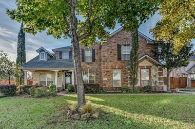 Richardson Single Family Home Active Option Contract: 4124 Ryan Lane