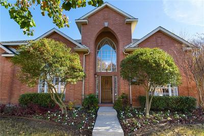 Park Glen, Park Glen Add Single Family Home For Sale: 8400 Trace Ridge Parkway