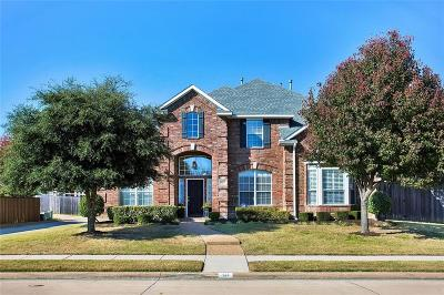 Allen Single Family Home Active Contingent: 907 Ozark Drive