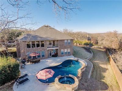Keller Single Family Home For Sale: 711 Berkshire Hill Drive