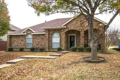 Carrollton Single Family Home For Sale: 3803 Silver Maple Drive