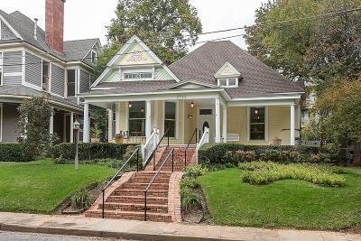 Single Family Home For Sale: 2711 Hibernia