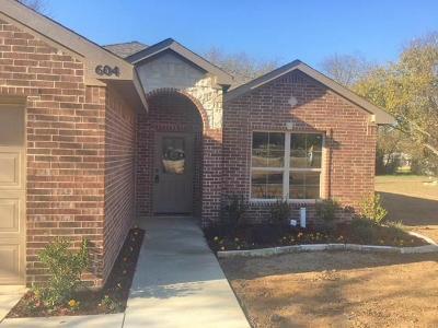 Seagoville Single Family Home For Sale: 604 Stafford Drive