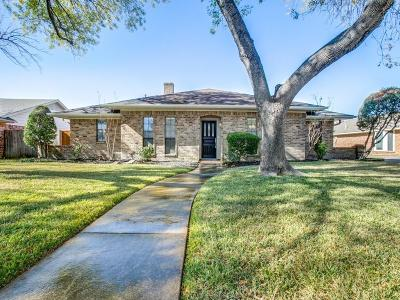 Mesquite Single Family Home For Sale: 901 Norton Drive