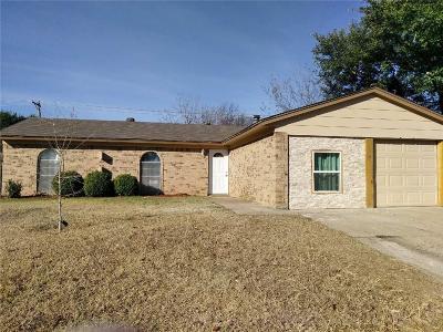 Watauga Single Family Home For Sale: 6237 Cascade Circle