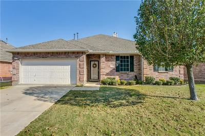Little Elm Single Family Home For Sale: 2141 Woodhaven Drive