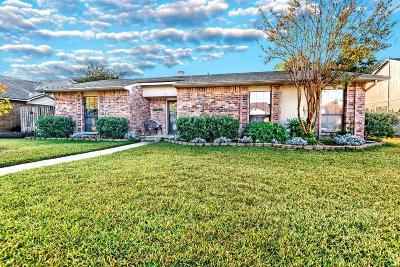 Allen Single Family Home Active Option Contract: 1316 Crestview Drive