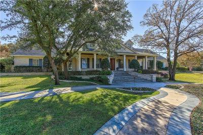 Denton Single Family Home For Sale: 343 Hobson Lane
