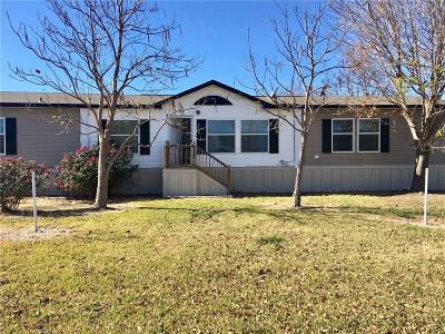 Alvarado Single Family Home Active Option Contract: 8725 Karens Corner
