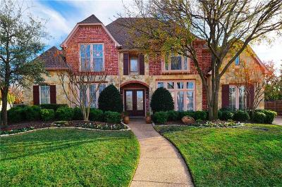 Southlake Single Family Home For Sale: 403 Jackson Square