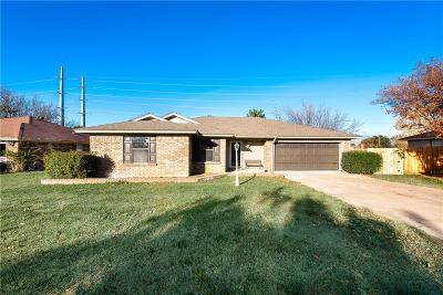 Keller Single Family Home Active Option Contract: 341 La Quinta Circle N