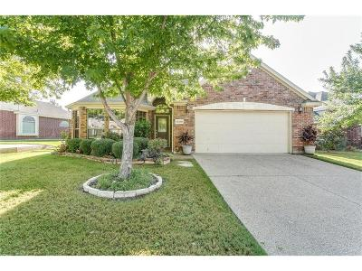 Fort Worth TX Single Family Home Active Option Contract: $259,300