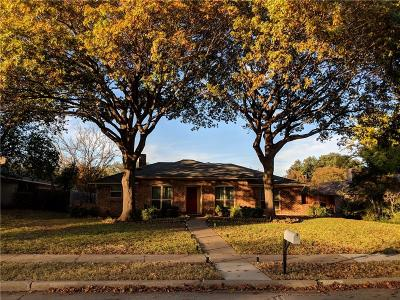 Richardson Single Family Home For Sale: 1817 Harvard Drive