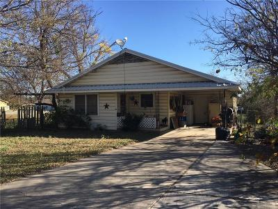 Comanche County Single Family Home For Sale: 404 1/2 N Pearl Street